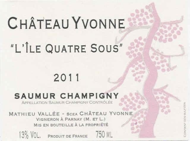 Chateau Yvonne | Coeur Wine Co